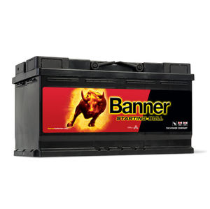 Banner Car Battery Starting Bull Type 019 (59533)