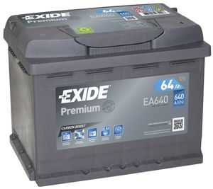 New Evolution Range Exide (027TE)