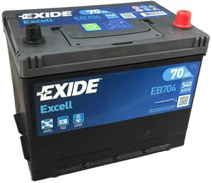 Car Battery Exide (030SE)