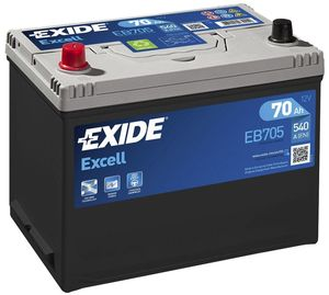Car Battery Exide (031SE)