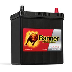 Banner Car Battery Power Bull Type 054 (P4026)