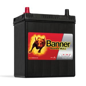 Banner Car Battery Power Bull Type 055 (P4027)