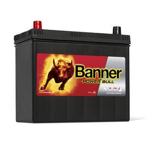 Banner Car Battery Power Bull Type 057 / 043 (P4524)