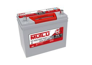 Mutlu Car Battery Type 057