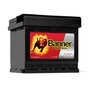 Banner Car Battery Power Bull Type 063 (P4409)