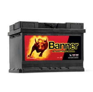 Banner Car Battery Starting Bull Type 065 (55519)
