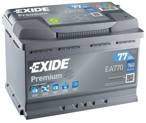 Exide 067TE Car Battery (096)