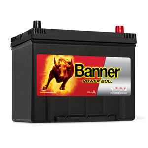 Banner Car Battery Power Bull Type 068 (P7029)