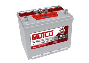 Mutlu Car Battery Type 068