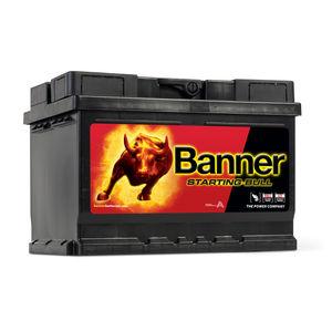 Banner Car Battery Starting Bull Type 075  (56009)