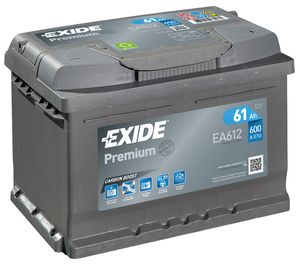 New Evolution Range Exide (075TE)