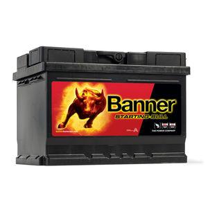 Banner Car Battery Starting Bull Type 078 (56008)