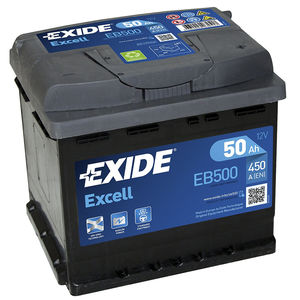 Exide Excell Car Battery 079SE (012) EB500