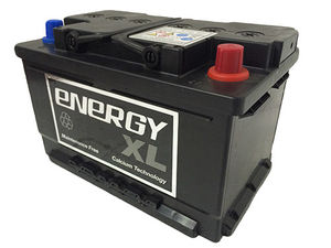 Energy XL Car Battey Calcium Type 100
