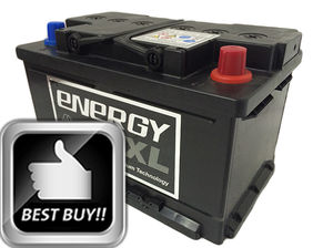 Energy XL Car Battey Calcium Type 096