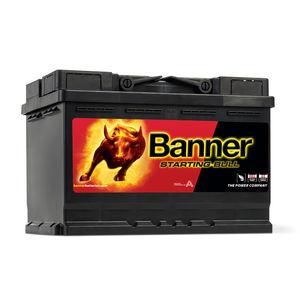 Banner Car Battery Starting Bull Type 096 (57212)