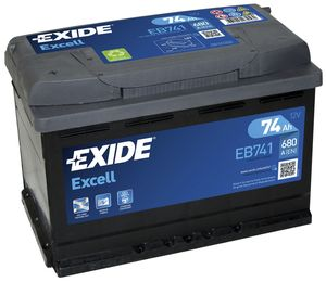 Car Battery Exide (096RSE)