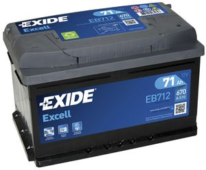 Car Battery Exide (096SE)