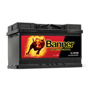 Banner Car Battery Starting Bull Type 100 (57044)