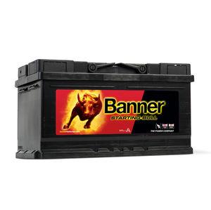 Banner Car Battery Starting Bull Type 110 (58014)
