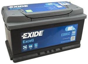 Car Battery Exide (110SE) (115) EB802