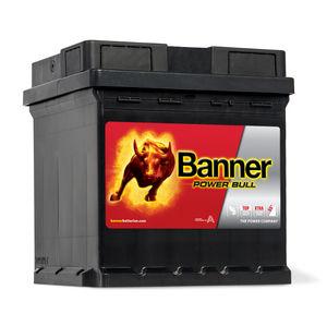Banner Car Battery Power Bull Type 202 (P4208)