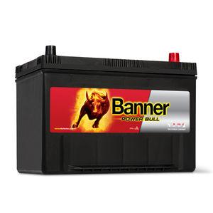 Banner Car Battery Power Bull Type 249 (P9504)