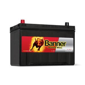 Banner Car Battery Power Bull Type 250 (P9505)