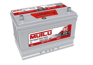 Mutlu Car Battery Type 250