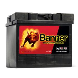 Banner Car Battery Starting Bull Type 895 (53030)