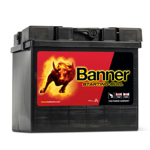 Banner Car Battery Starting Bull Type 896 (53034)