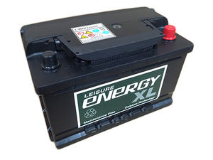 Energy XL 70ah Leisure Battery