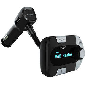 Co-Pilot Universal DAB Radio - Receiver and Transmitter