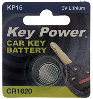 KEY POWER CAR KEY BATTERY KP15 3V LITHIUM
