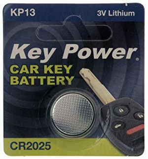 KEY POWER CAR KEY BATTERY KP13 3V LITHIUM