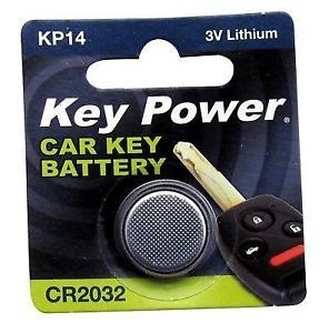 KEY POWER CAR KEY BATTERY KP14 3V LITHIUM