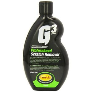 FARECLA G3 PROSCRATCH REMOVER LIQUID 500ML