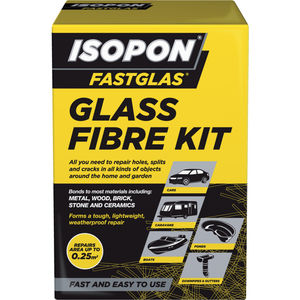FASTGLAS GLASS FIBRE KIT JUNIOR