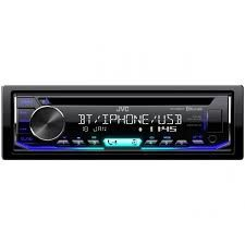 JVC CD Receiver - Front USB Aux and Bluetooth