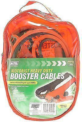 BOOSTER CABLES 20MM X 3M