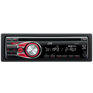 JVC CD Car Stereo System