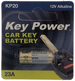 KEY POWER CAR KEY BATTERY KP20 12V ALKALINE