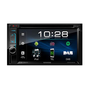 Kenwood Double Din - DVD Bluetooth Dab Spotify - 6.2""