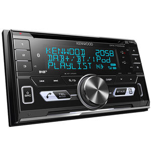 Double Din - CD Bluetooth Dab Aux USB Spotify