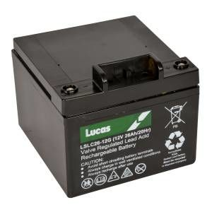 Lucas SLC26-12G Golf Battery