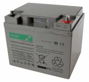 Lucas Sla 12v 42ah Mobility Battery