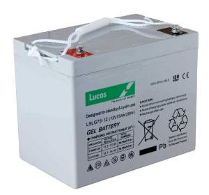 Lucas SLC 75-12 Mobility Battery