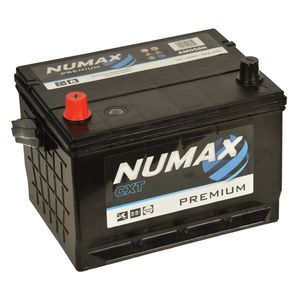 Numax Car Batteries AM058R NUMAX  PREMIUM SILVER & HGV 12 VOLT RANGE