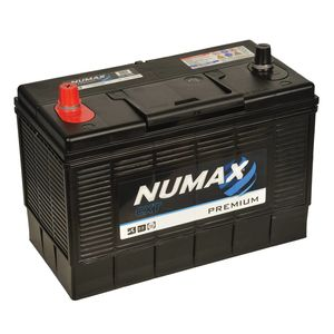 Numax Car Battery C31-1000 NUMAX  PREMIUM SILVER & HGV 12 VOLT RANGE