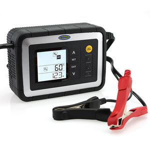 Multi-Stage Fully Automatic Smart Charger for 25ah - 300ah Batteries